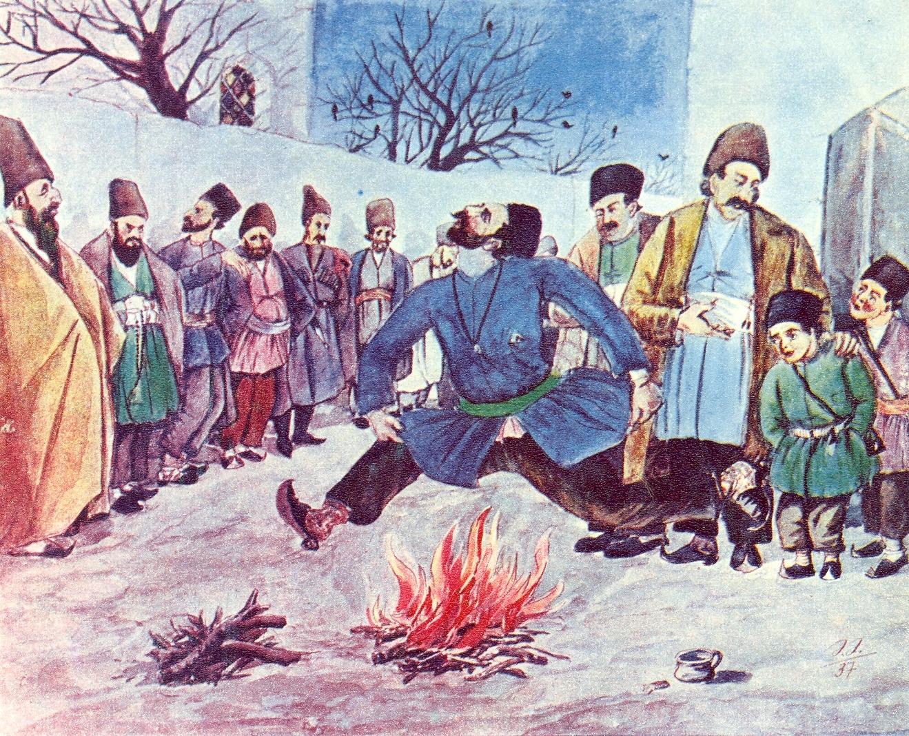 Azim Azimzade / Public domain