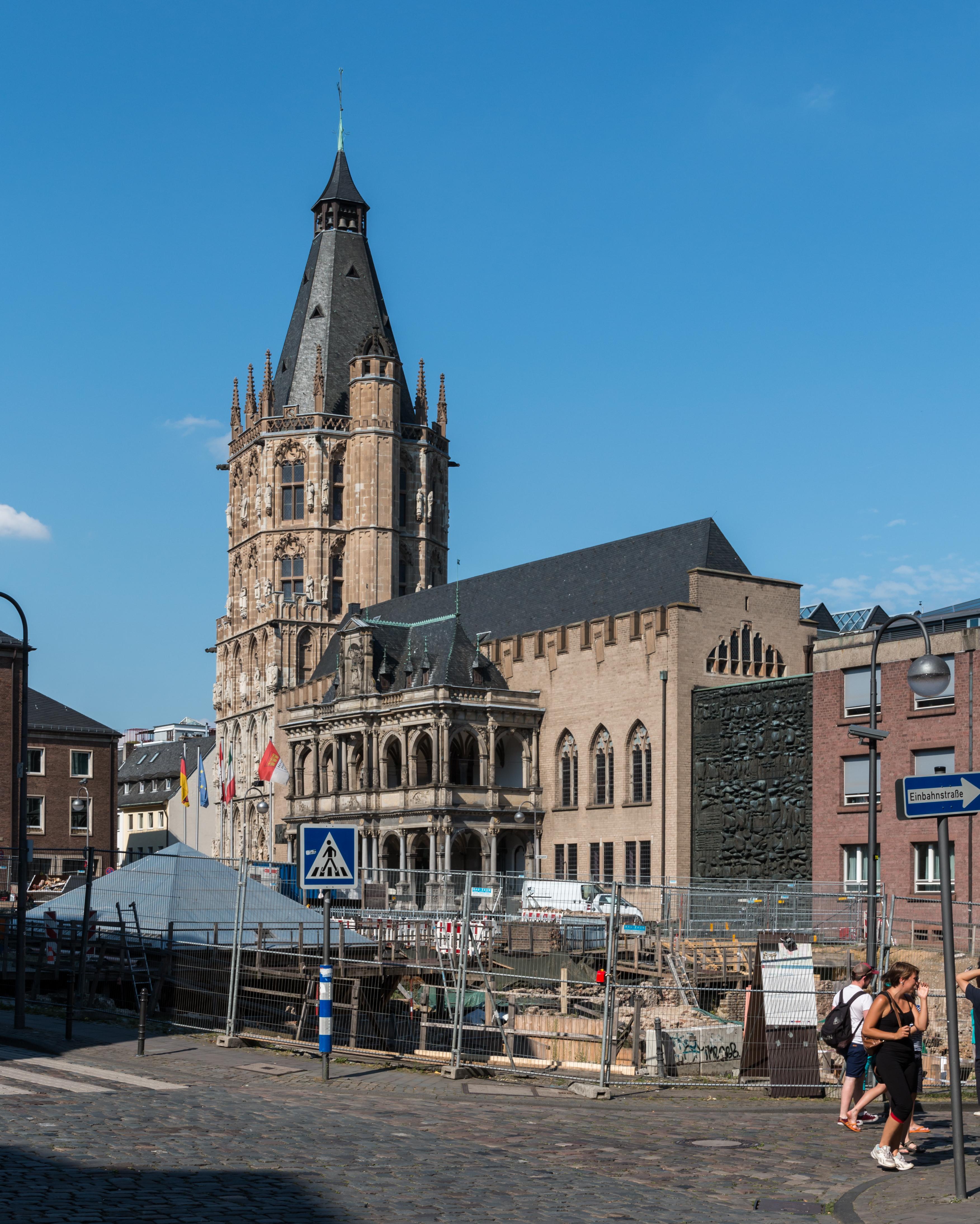 Stadt Köln Rathaus