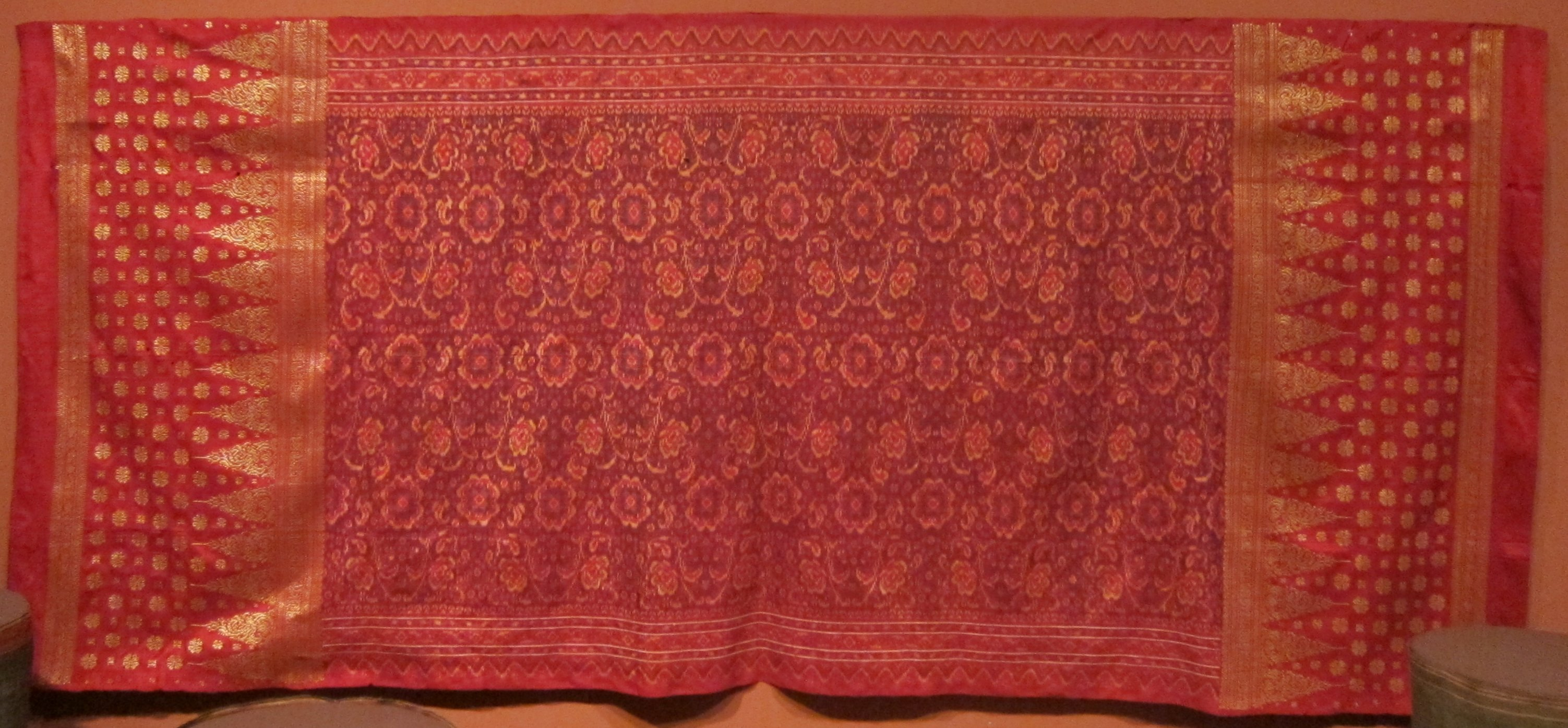 File Kain Limar Shoulder Cloth From Sumatra Bangka