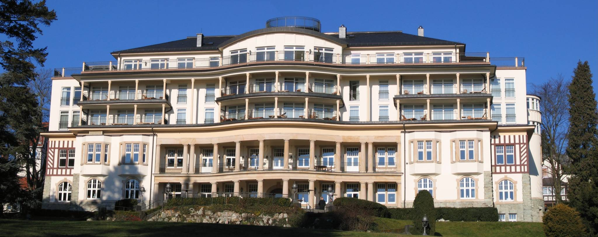 Hotel Falk Frankfurt Bewertung