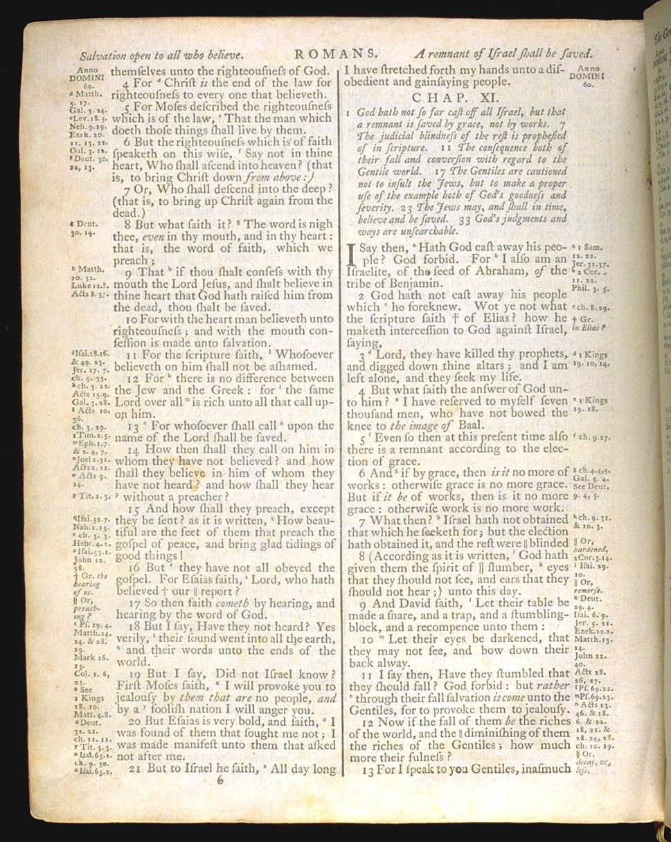 Description King James Bible 1772 - Romans 10 (2).jpg