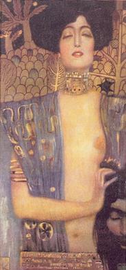 Judith et Holopherne (Klimt) — Wikipédia