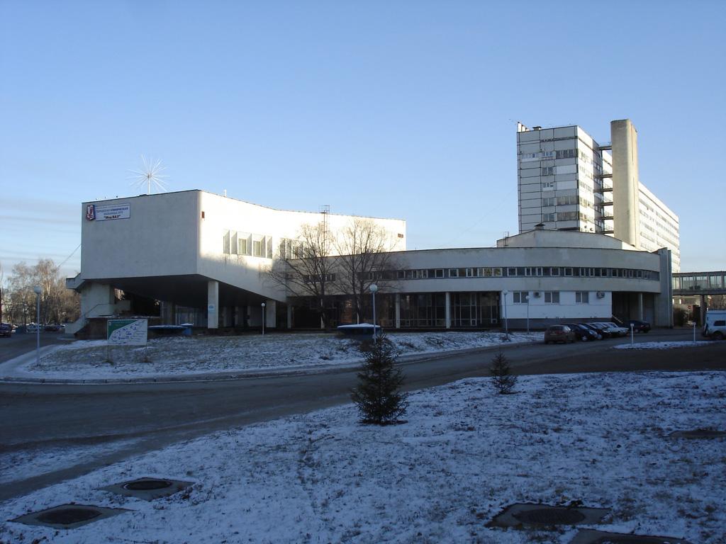 2 я городская многопрофильная больница в спб