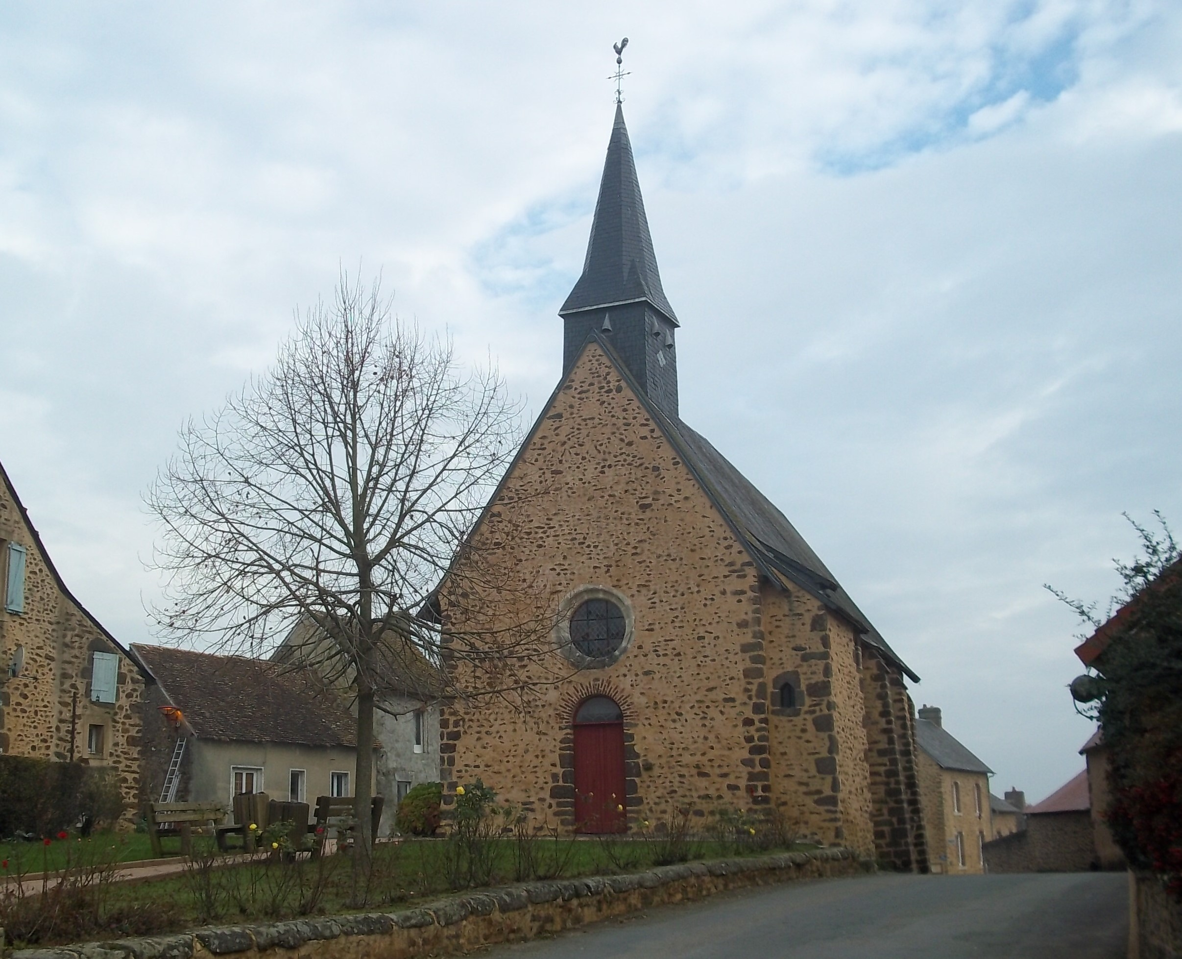 La Chapelle-Saint-Fray
