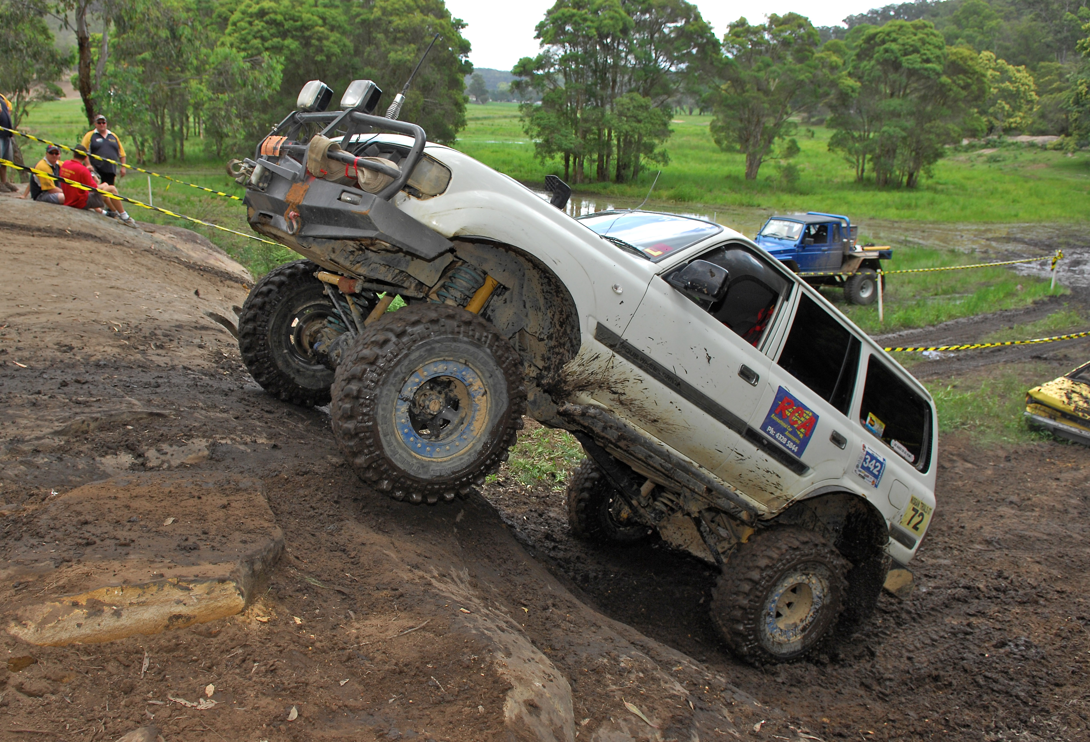 Build Toyota Land Cruiser Truck Body Kit