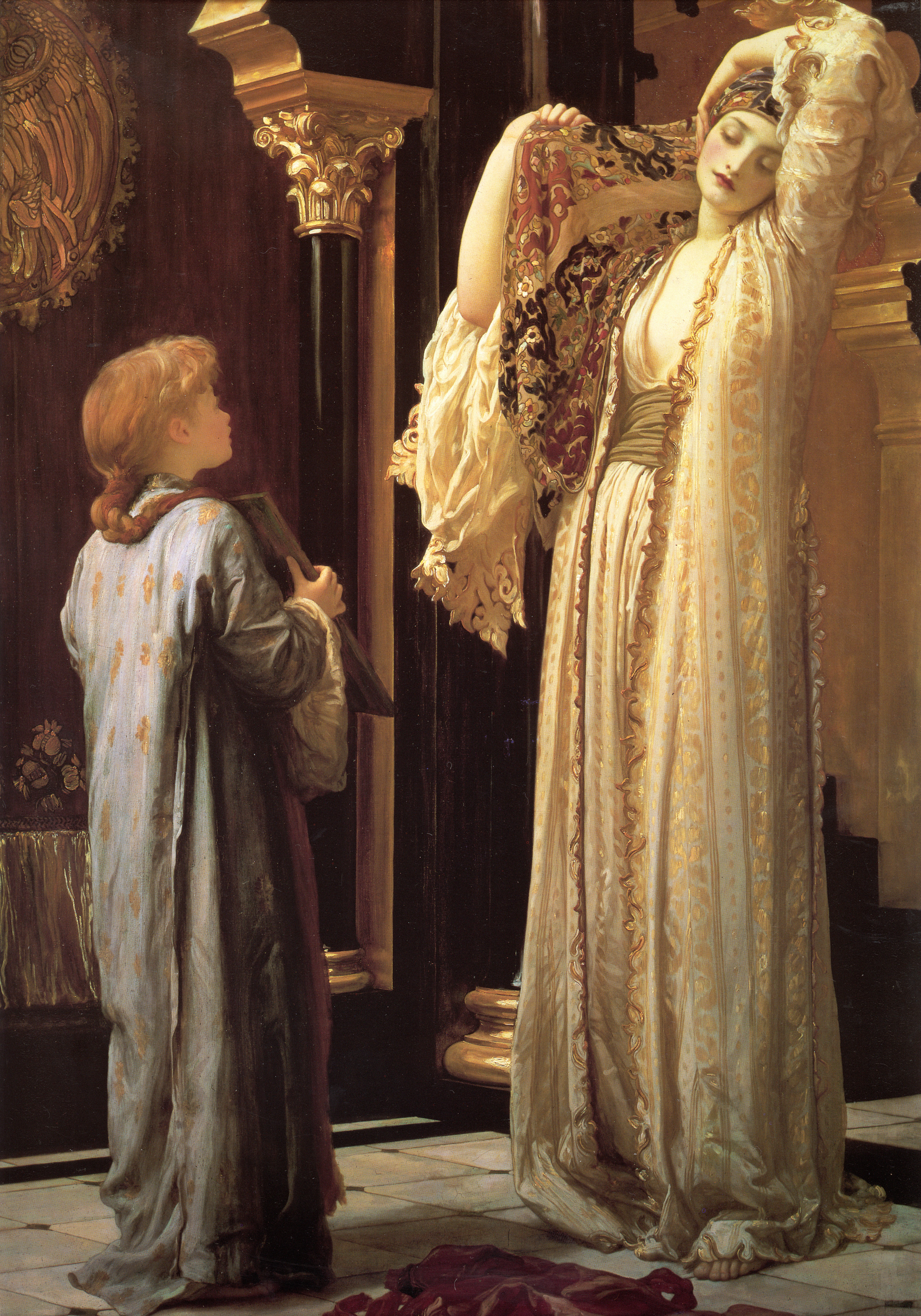http://upload.wikimedia.org/wikipedia/commons/0/04/Leighton-Light_of_the_Harem-c._1880.jpg