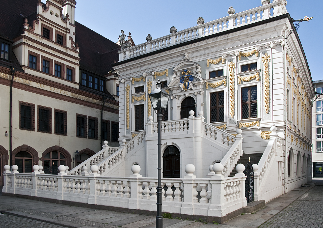 Konzerte in Leipzig, Apolda und Weimar