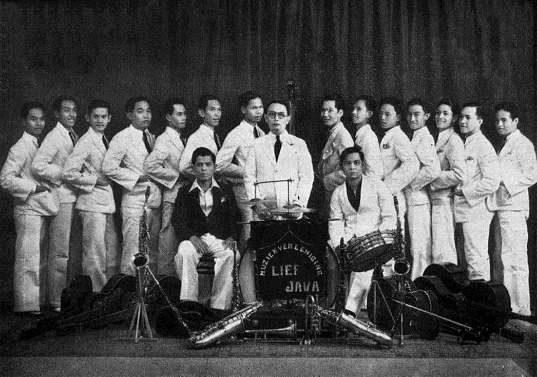 East india company band songs