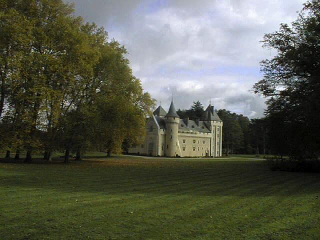 Abbaye de Loc Dieu - Martiel (Aveyron)