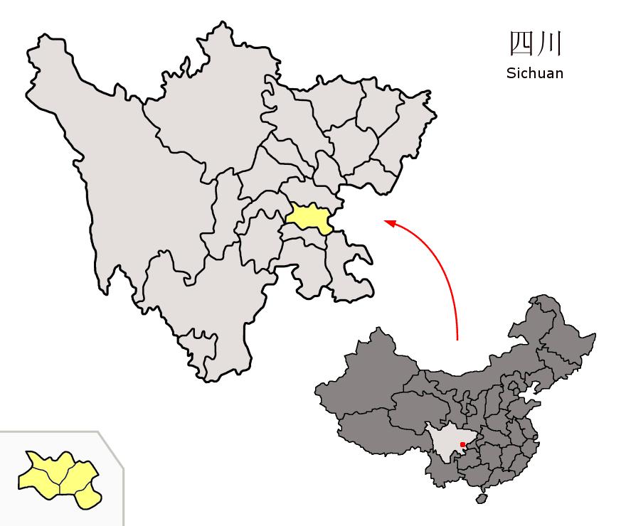 Neijiang sichuan