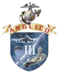 English: Unit logo for 3rd Air Naval Gunfire L...