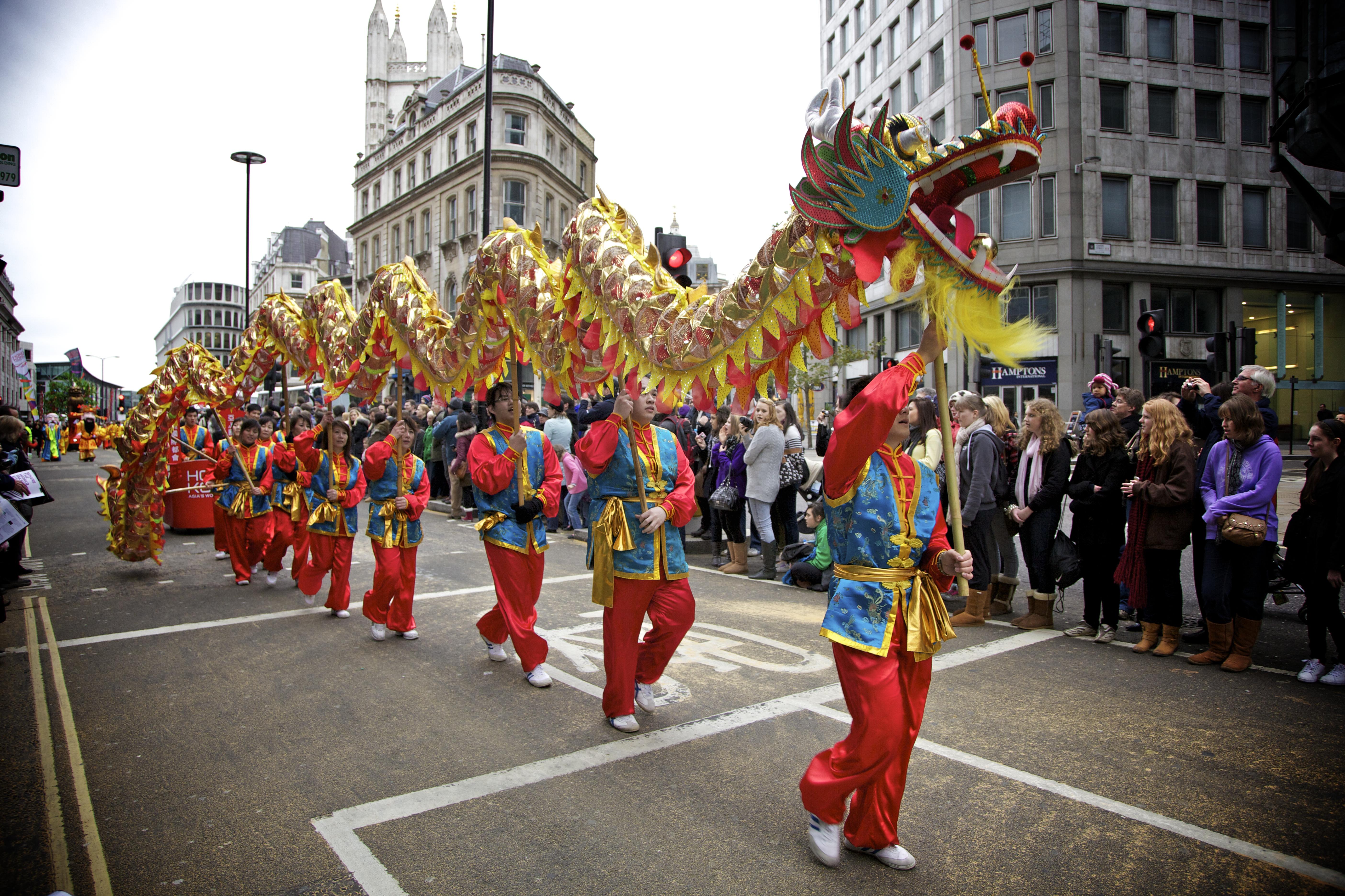 File:Lord Mayor's Show 2010 dragon.jpg - Wikimedia Commons