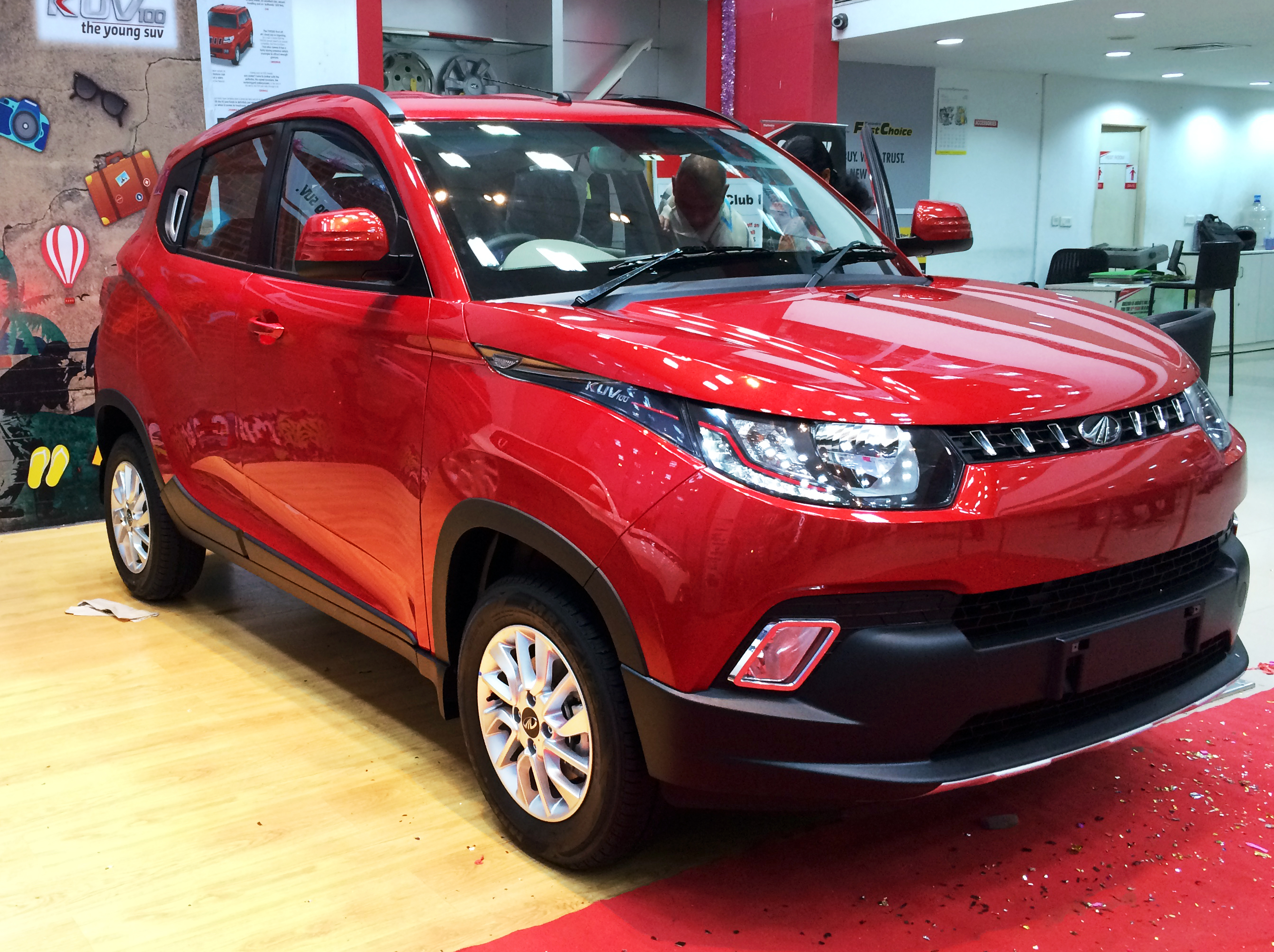 Mahindra Car Price In Chennai