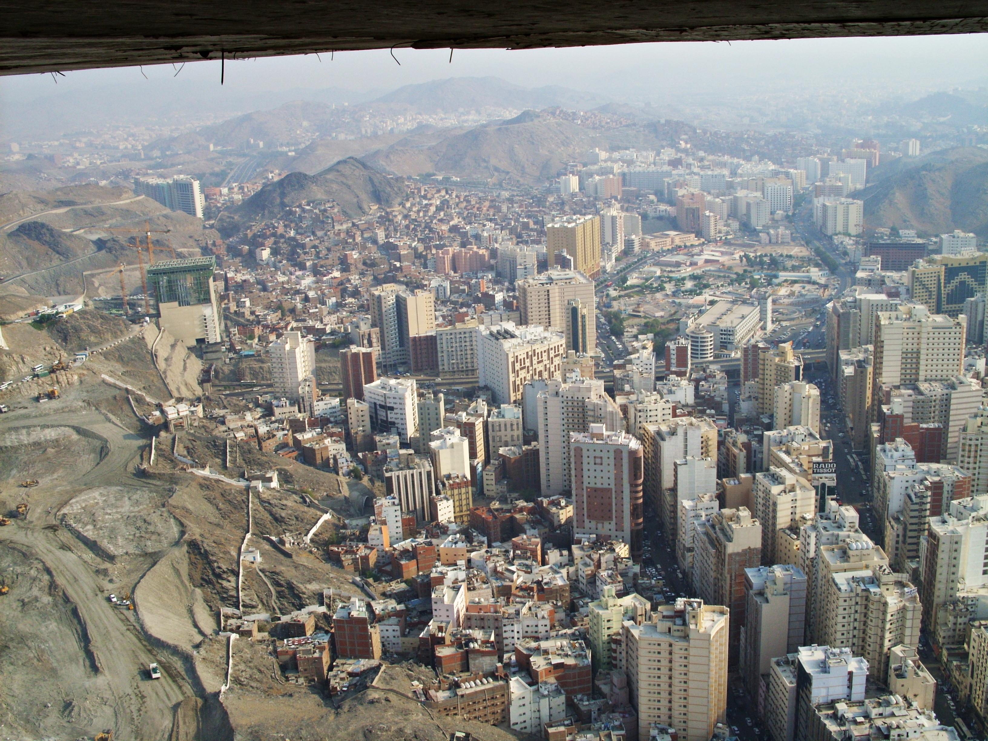 Makkah_(Mecca)_(4) Saudi Arabia