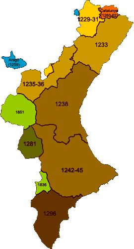 Mapa de conquesta del Regne de valencia.png