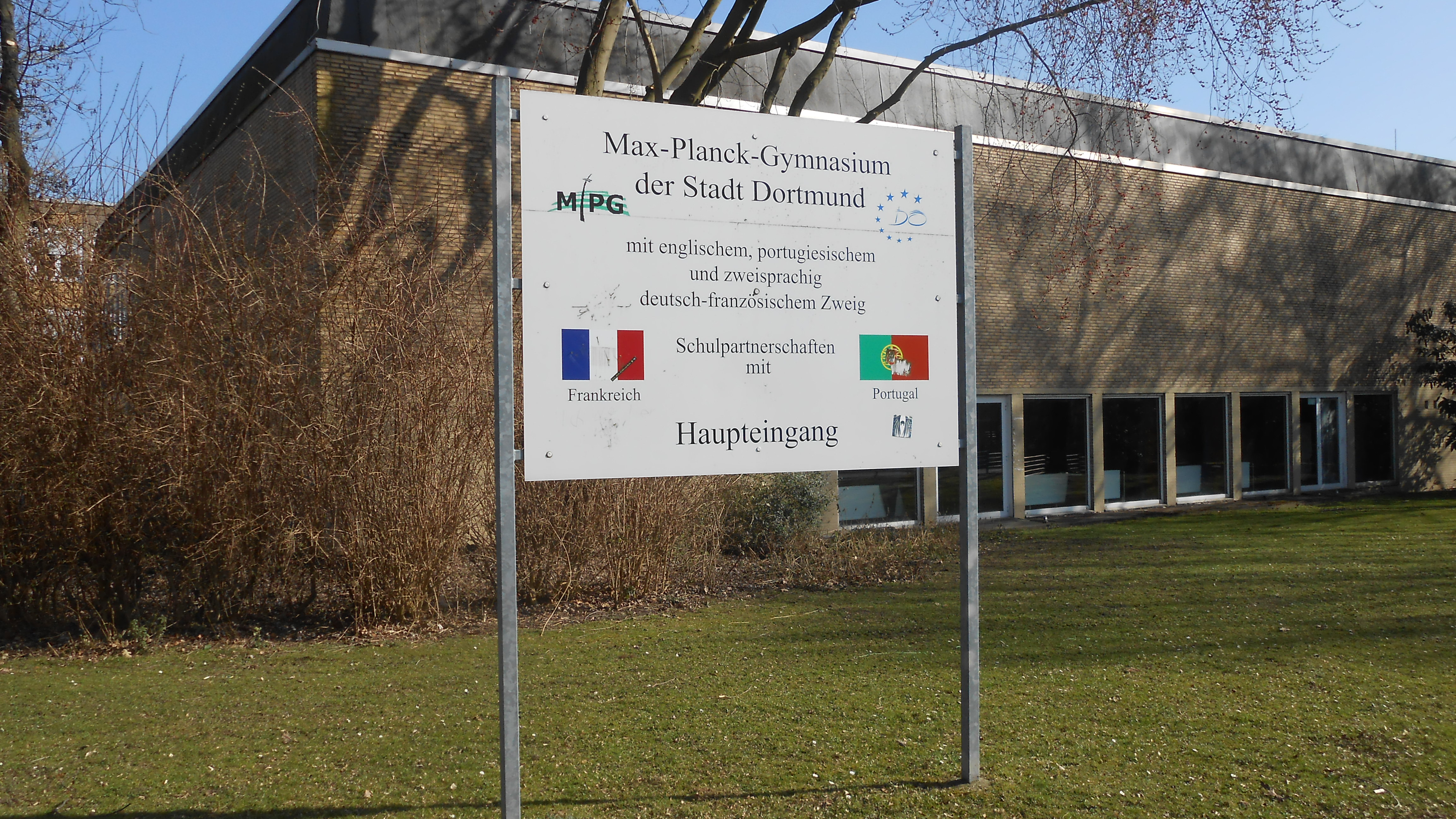 Max-Planck-Gymnasium Dortmund