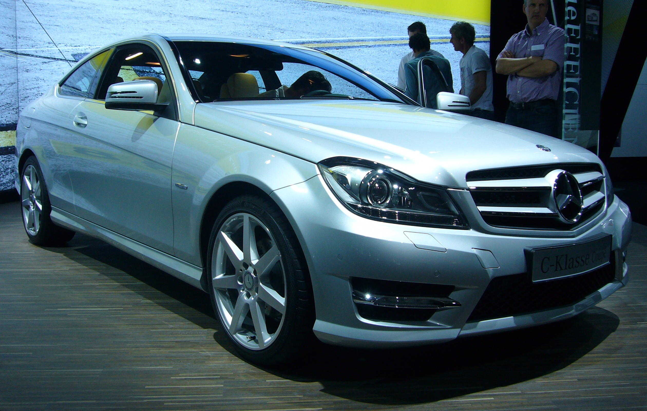 File Mercedes Benz C Class Wikimedia Commons