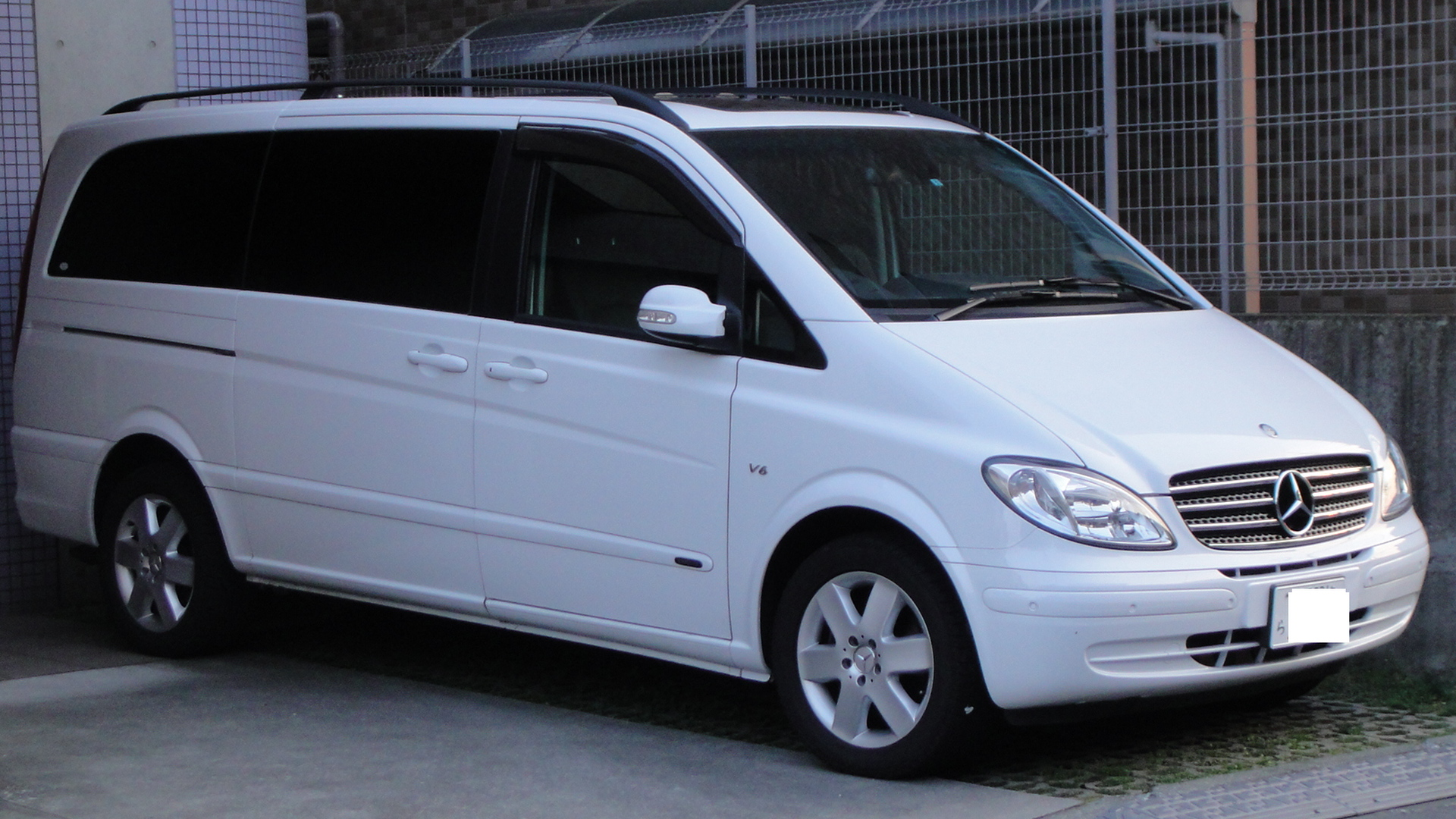 Mercedes Benz Viano Tourer