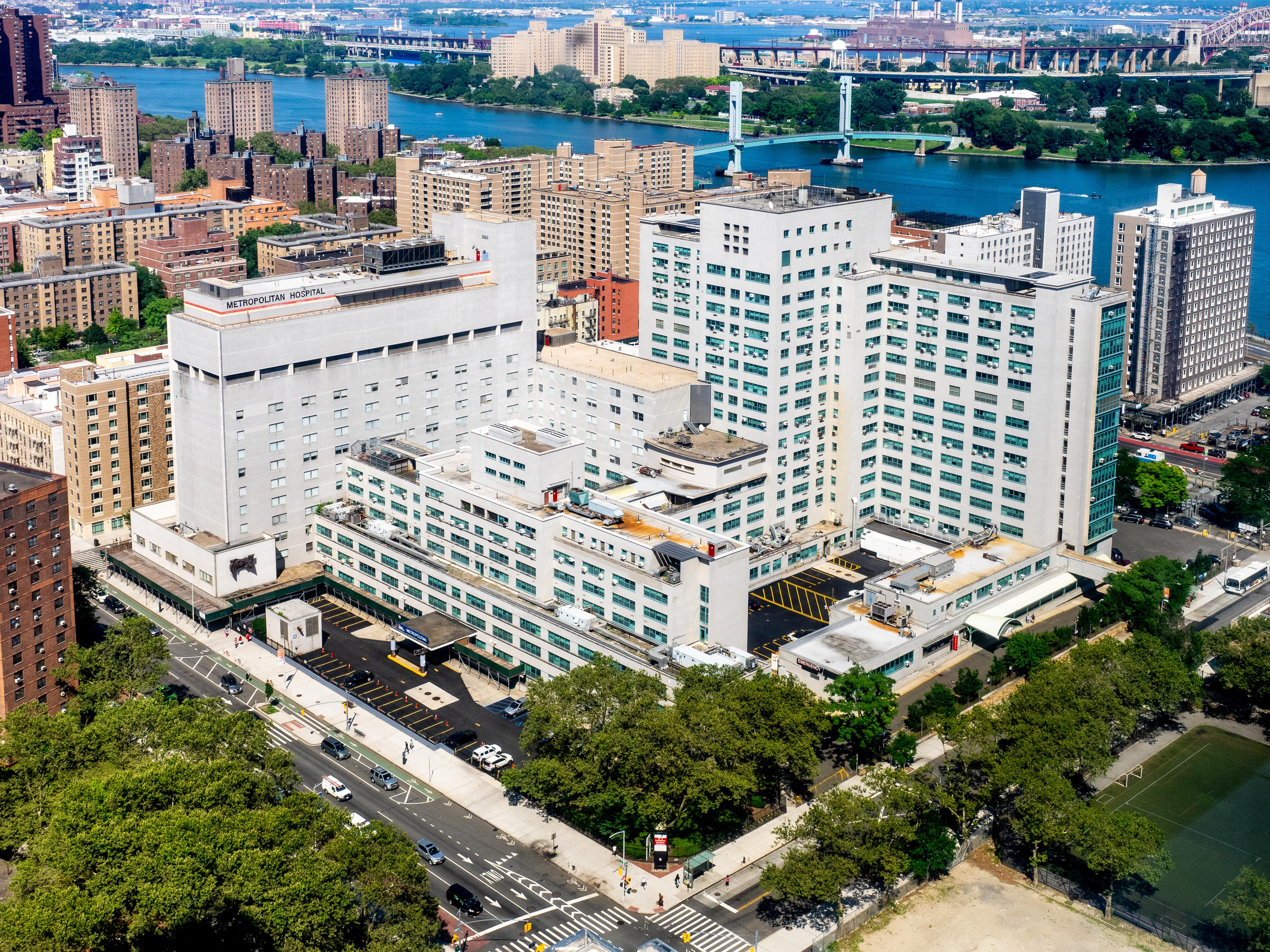 Metropolitan Hospital Center Wikipedia