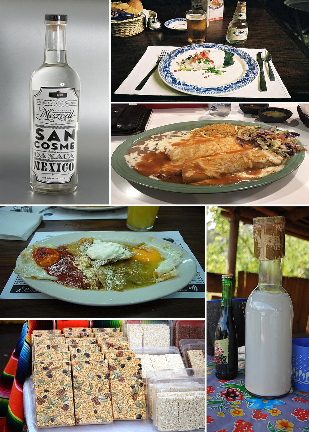 Gastronomía De México Wikipedia La Enciclopedia Libre