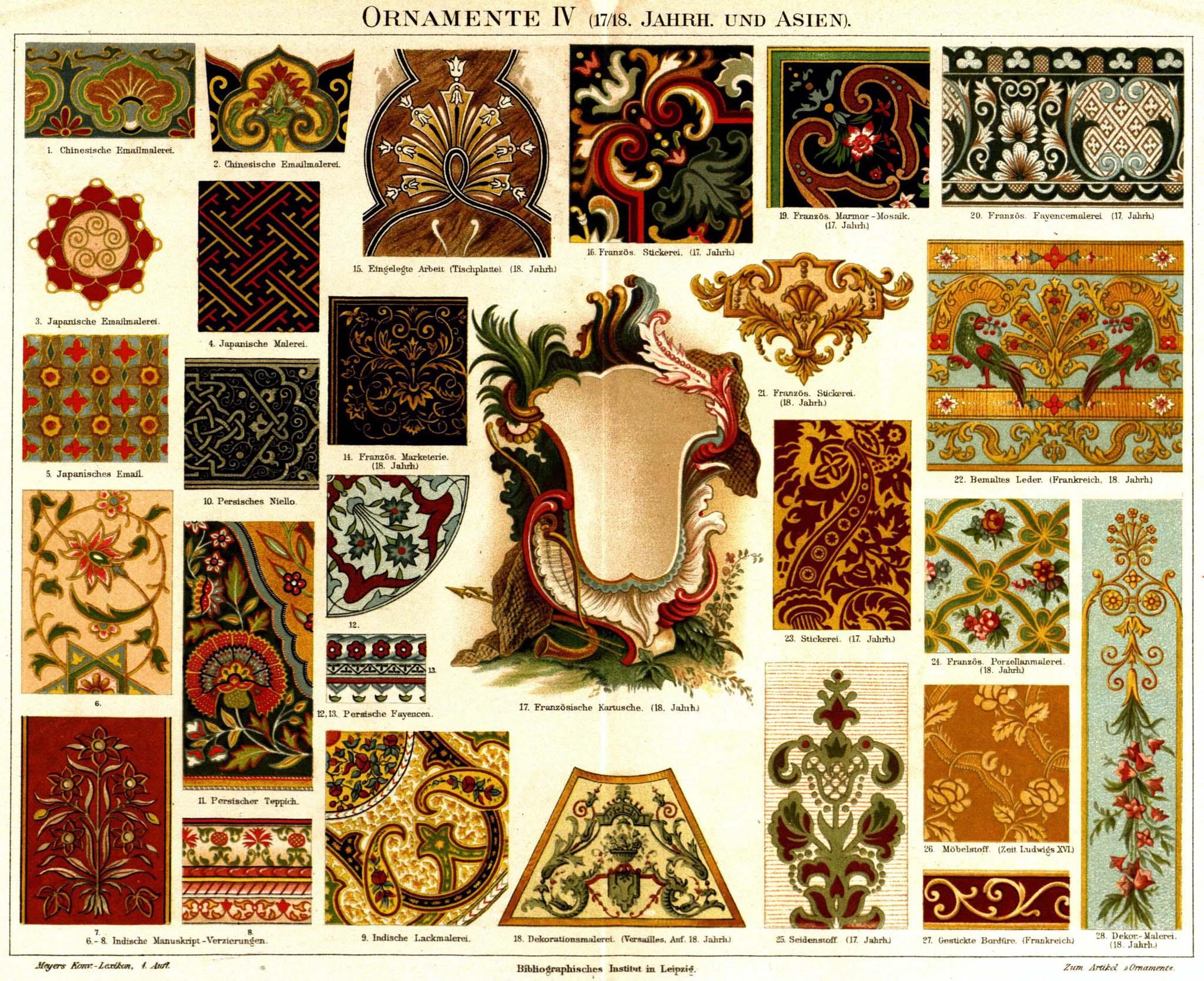 Marokkanische ornamente : Orientalischer stoff st 30 orientalische lampen