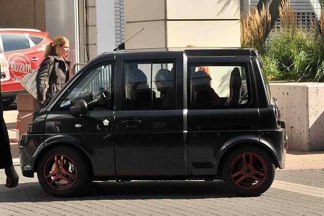 Bien-aimé Mia (voiture électrique) — Wikipédia YK04