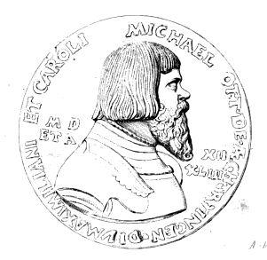 Medaille Otts