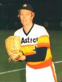 Mike Scott (baseball) American baseball player