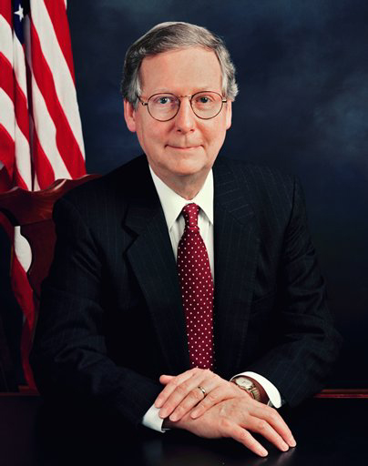 News image for McConnell on the Gorsuch Filibuster: Nuke 'Em in Weapons