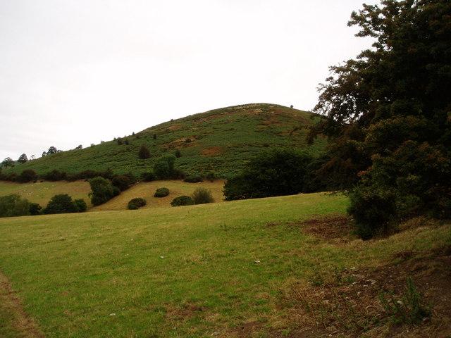 Moel y Gaer - geograph.org.uk - 218368