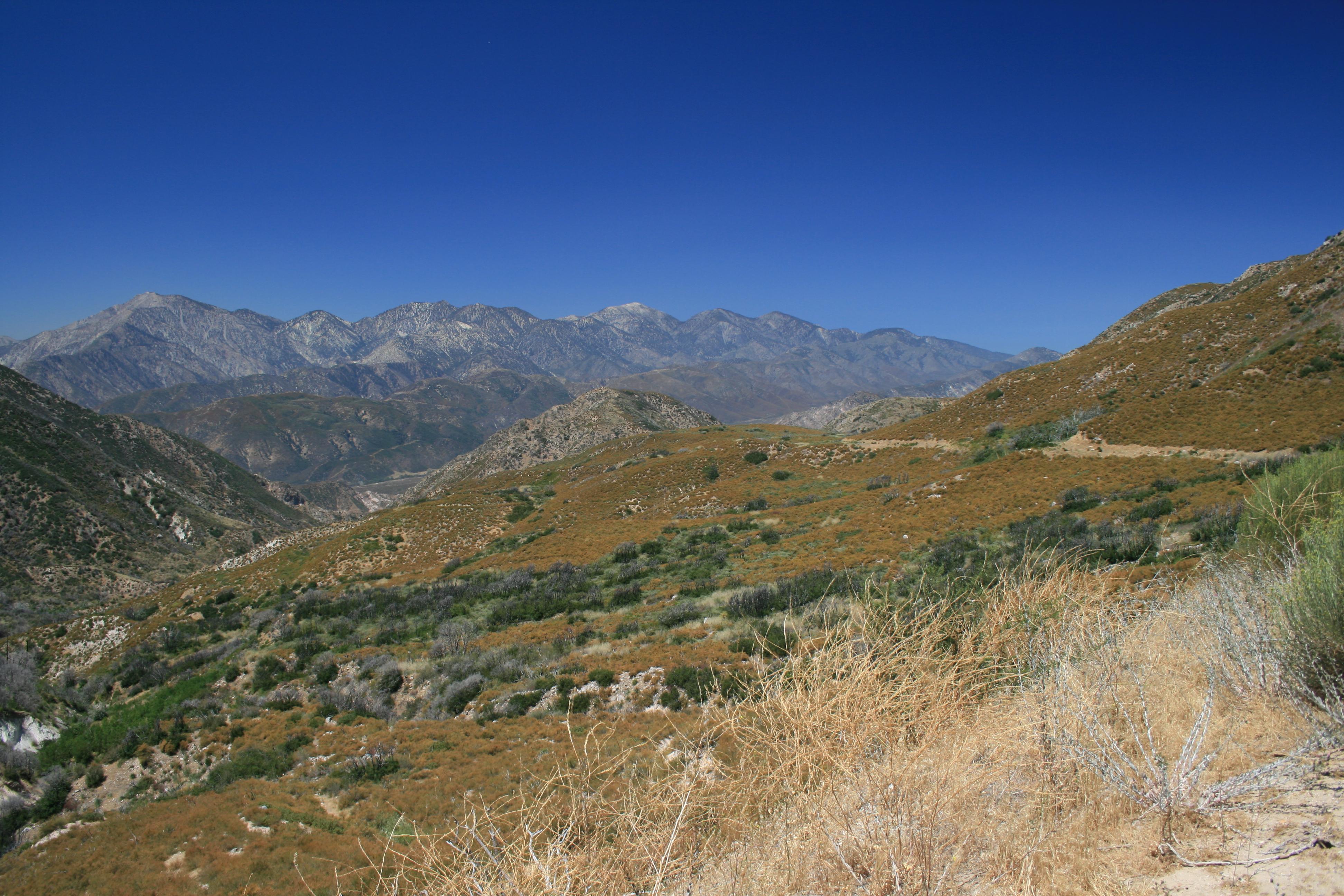 File:Mount Baldy from Silverwood lake jpg - Wikimedia Commons