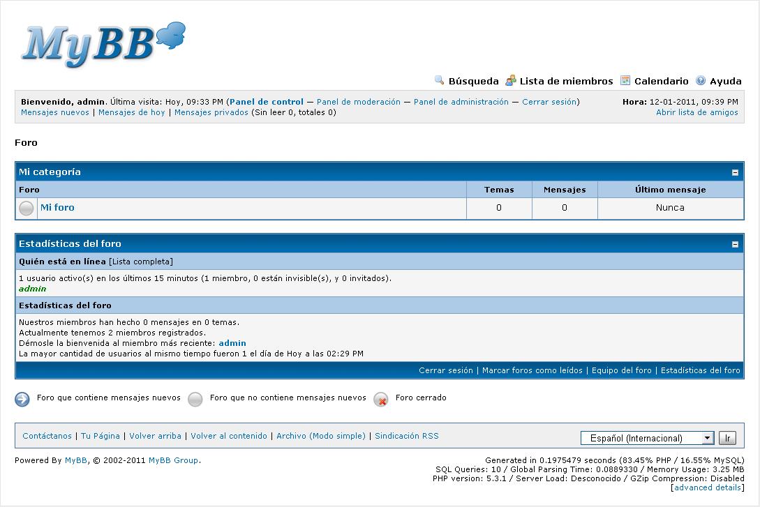 MyBB - Wikipedia, la enciclopedia libre