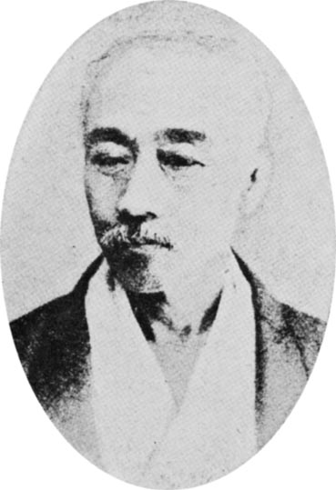 Naoshi Motoda, 5th director of the Aoyama Normal School