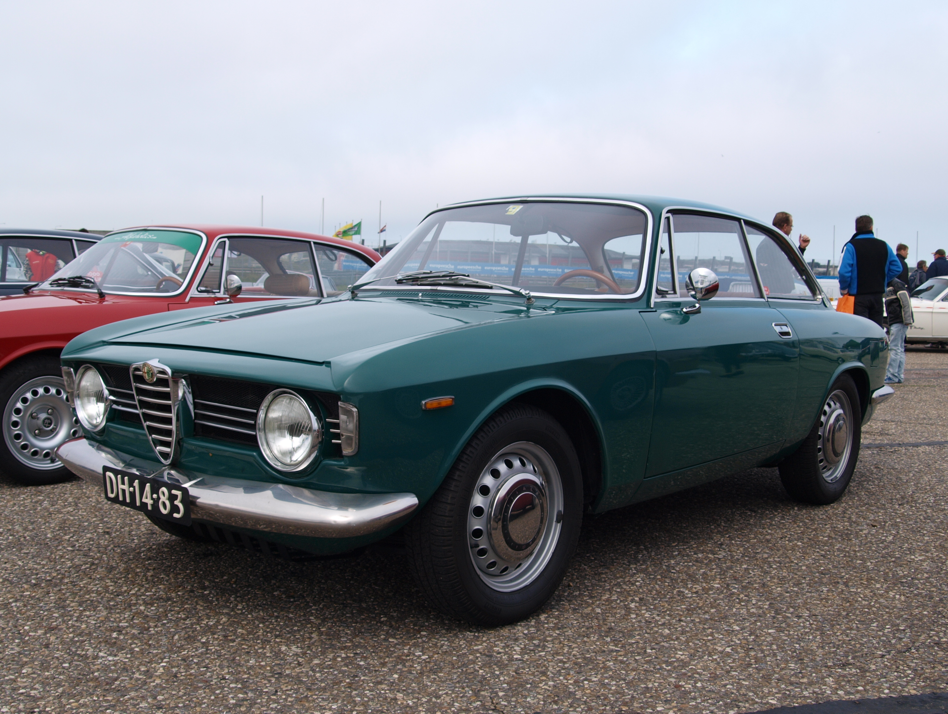 File Nationale oldtimerdag Zandvoort 2010 1967 ALFA ROMEO GT 1600