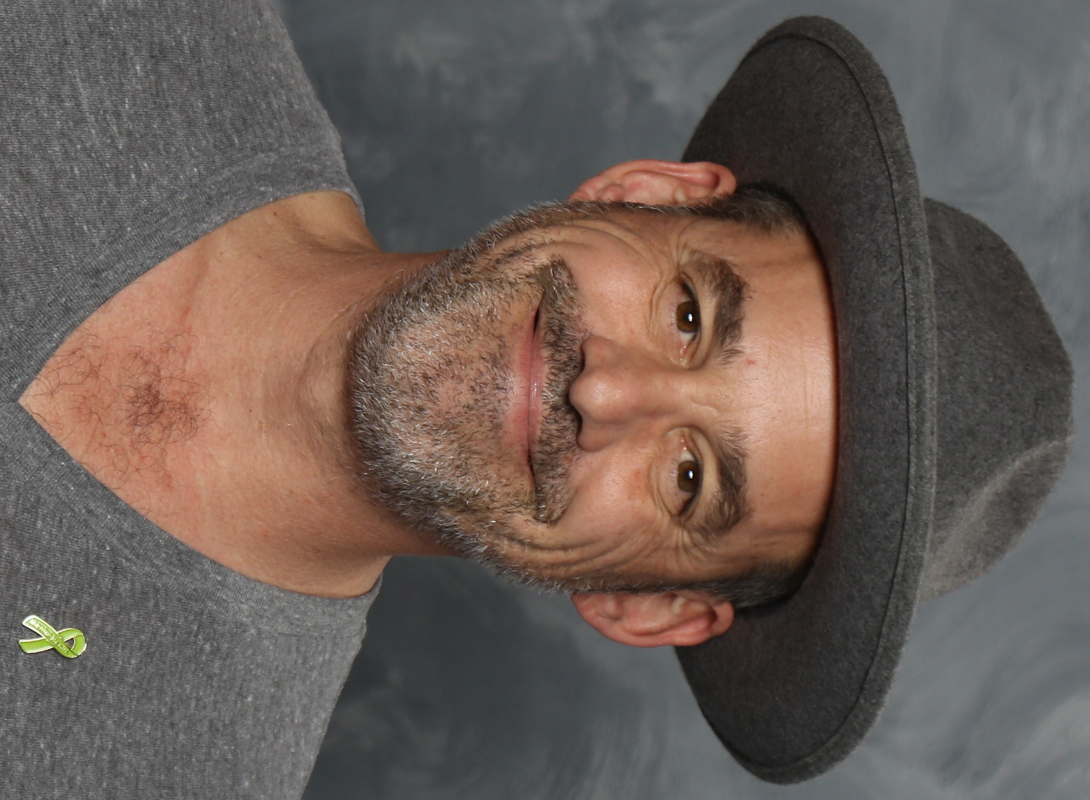 The 47-year old son of father (?) and mother(?) Nicholas Brendon in 2019 photo. Nicholas Brendon earned a  million dollar salary - leaving the net worth at 6.4 million in 2019
