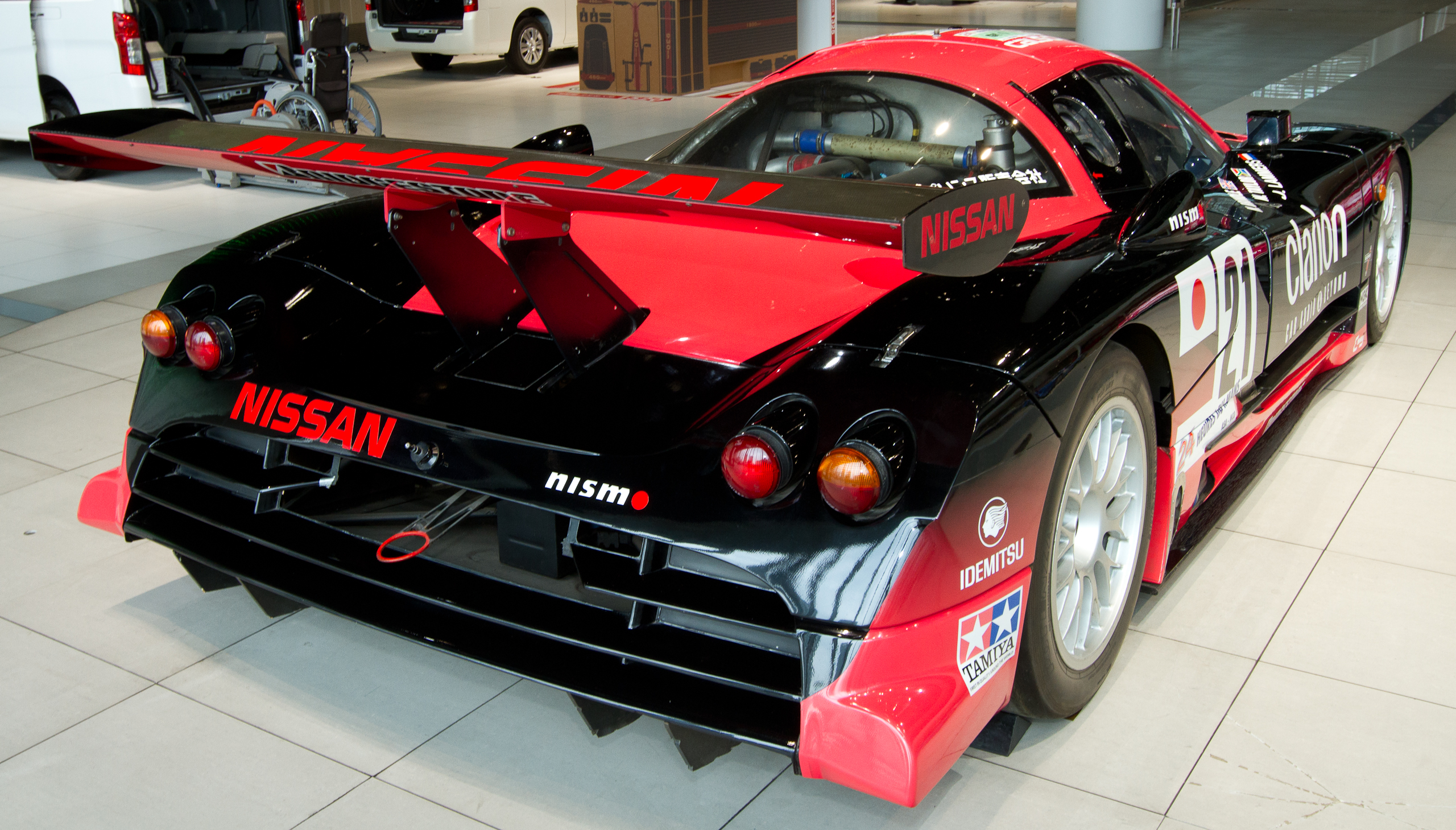 Image result for nissan r390 gt1 wikipedia