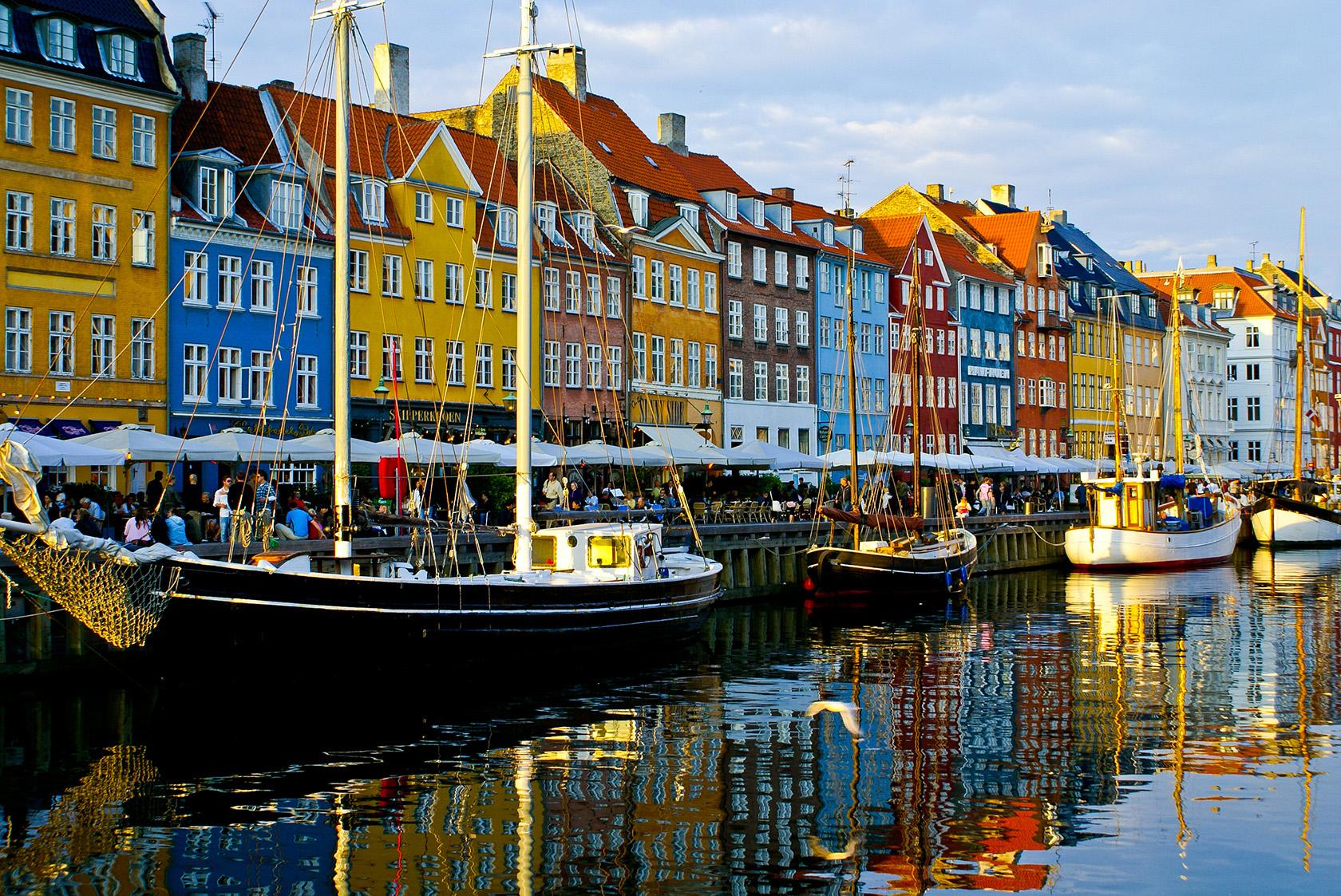 Danska Nyhavn_copenhagen