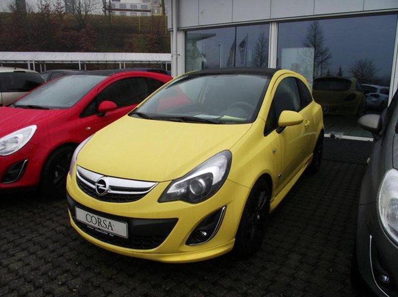 fileopel corsa color editionjpg - Opel Corsa Color Edition