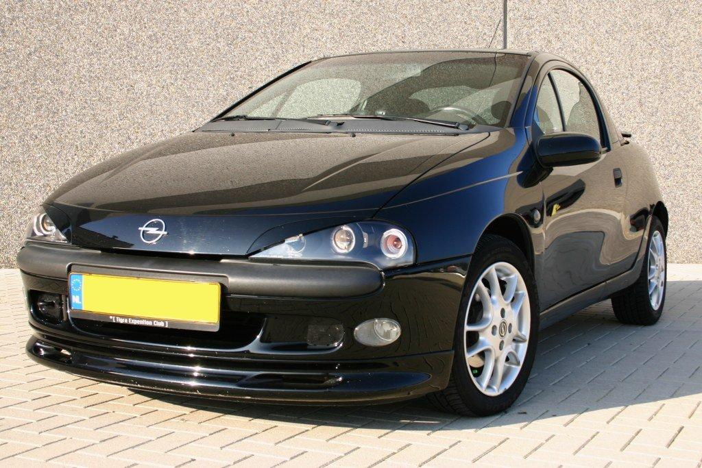 Opel Tigra - Wikipedia
