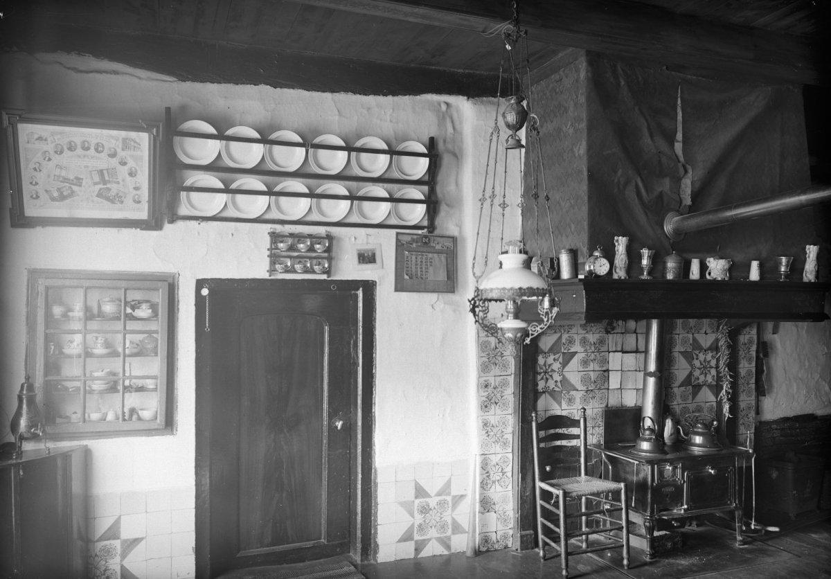 File oude boerderij te smeerling interieur keuken for Boerderij interieur