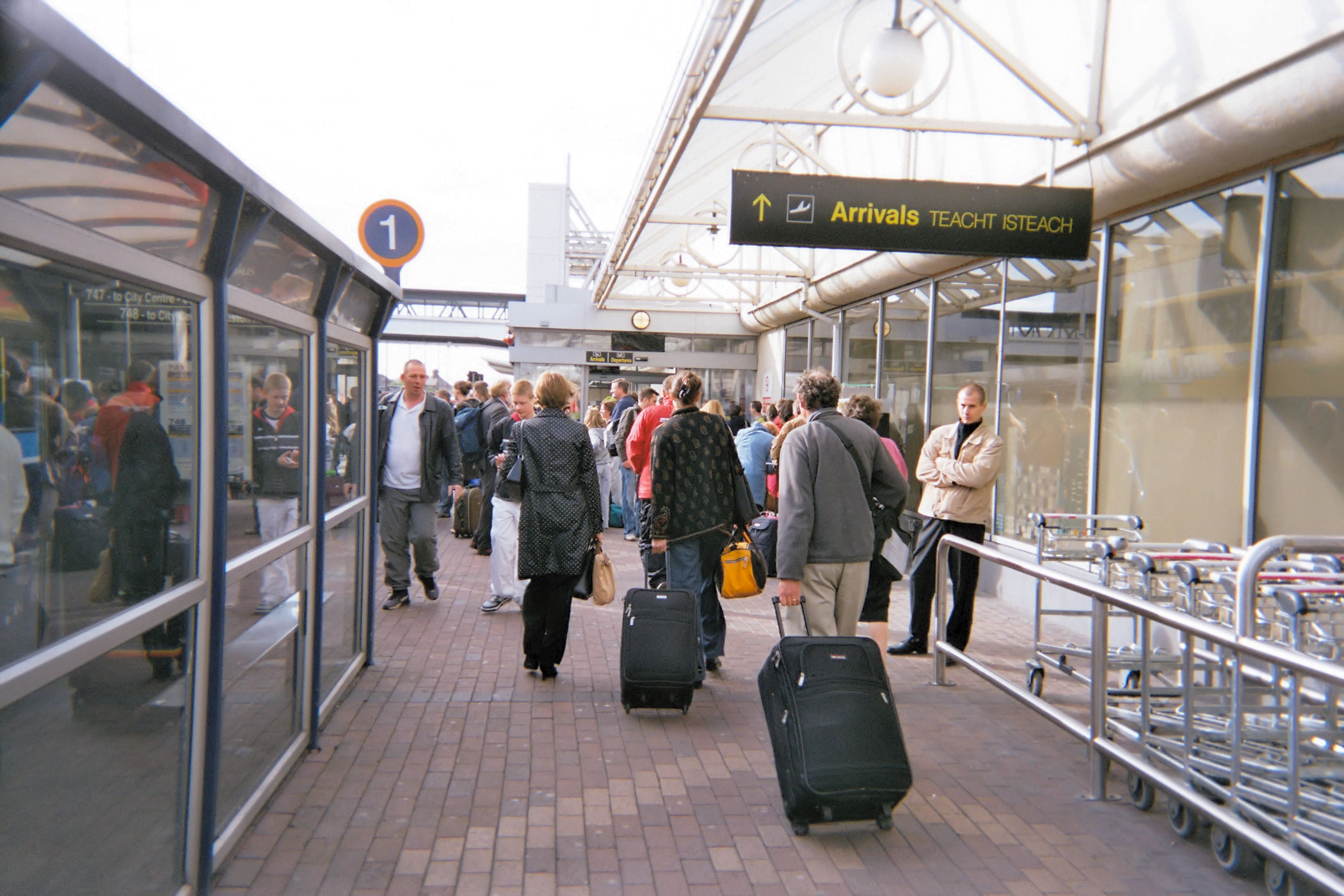 Dublin Airport Car Rental Companies