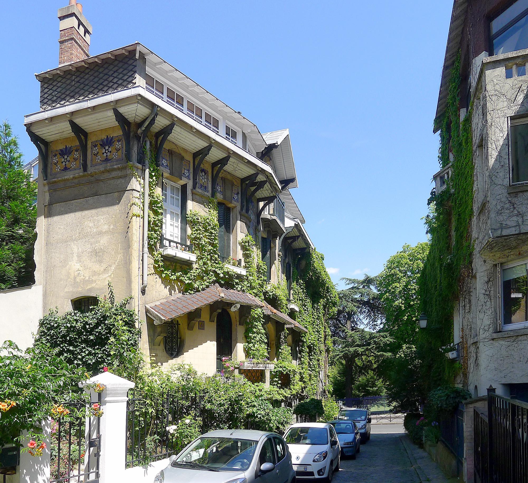 Maison Villa Rue De Glatigny Agence Immobilier