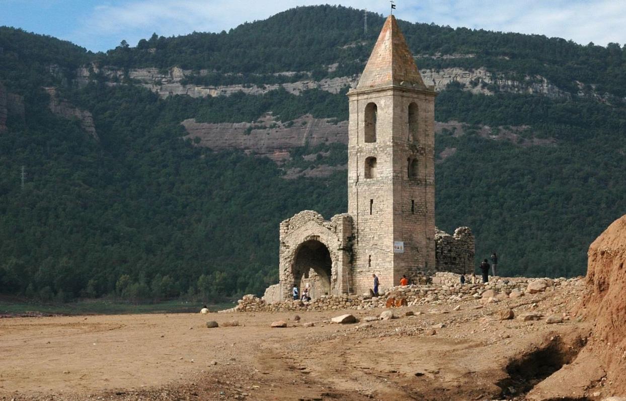 Продажа деревни в испании
