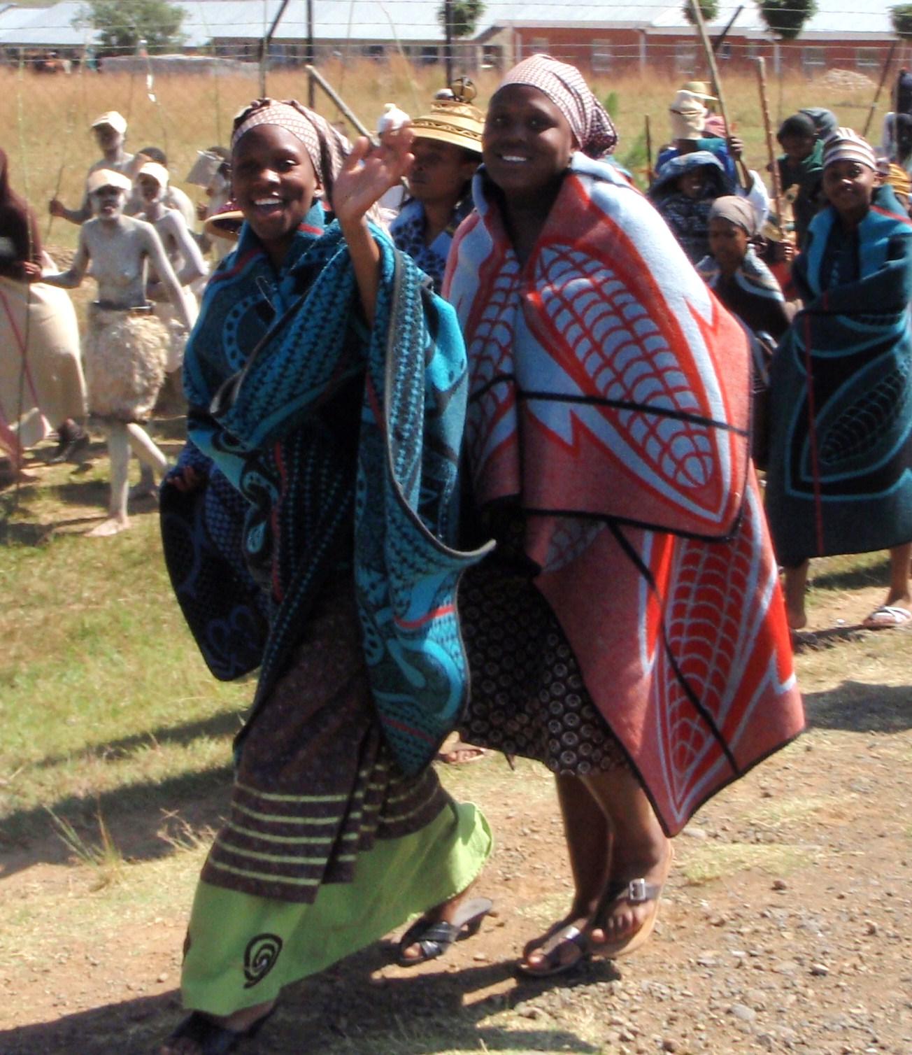 TRIP DOWN MEMORY LANE: BASOTHO PEOPLE: BANTU PEOPLE WITH