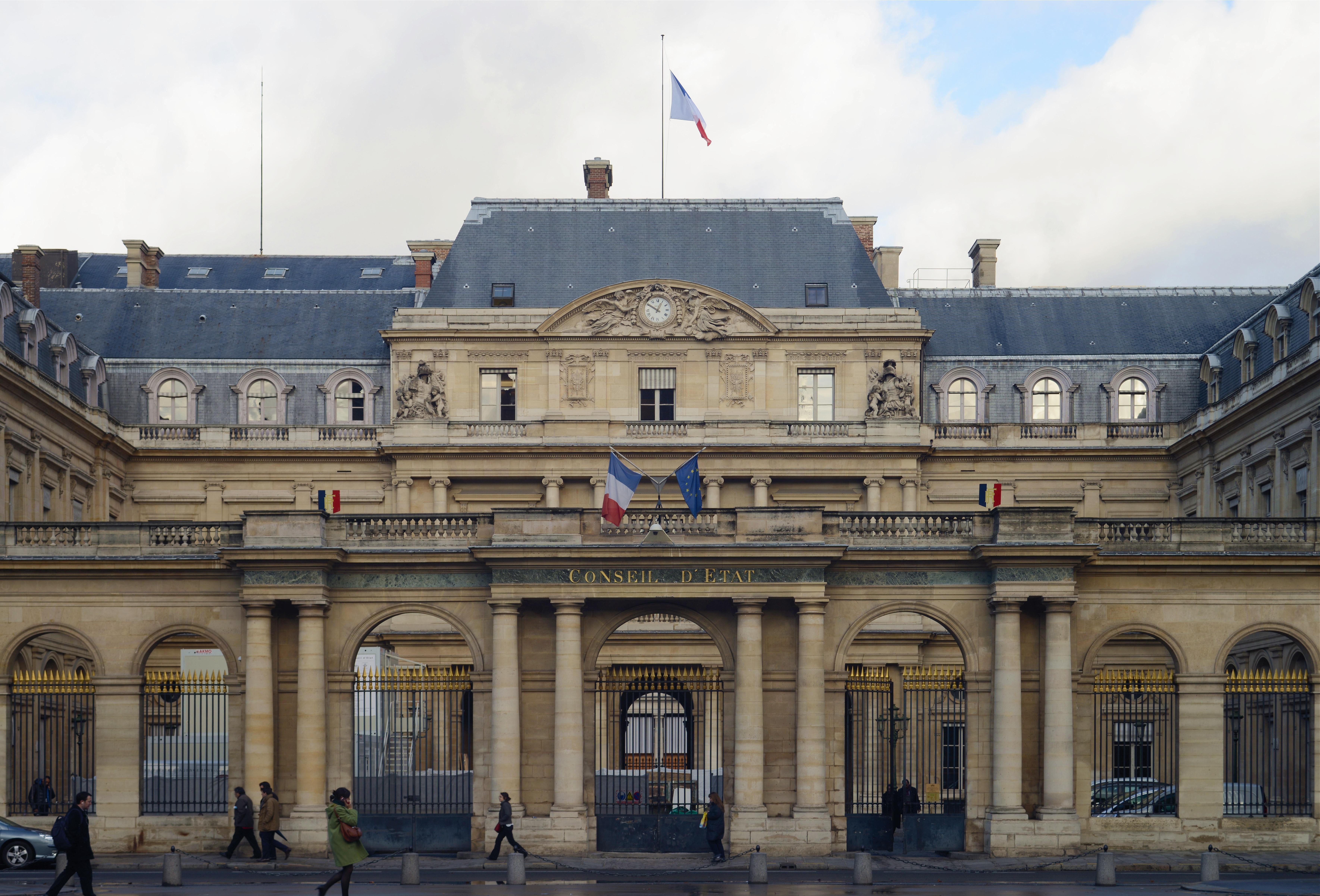 государственное регулирование франции схема