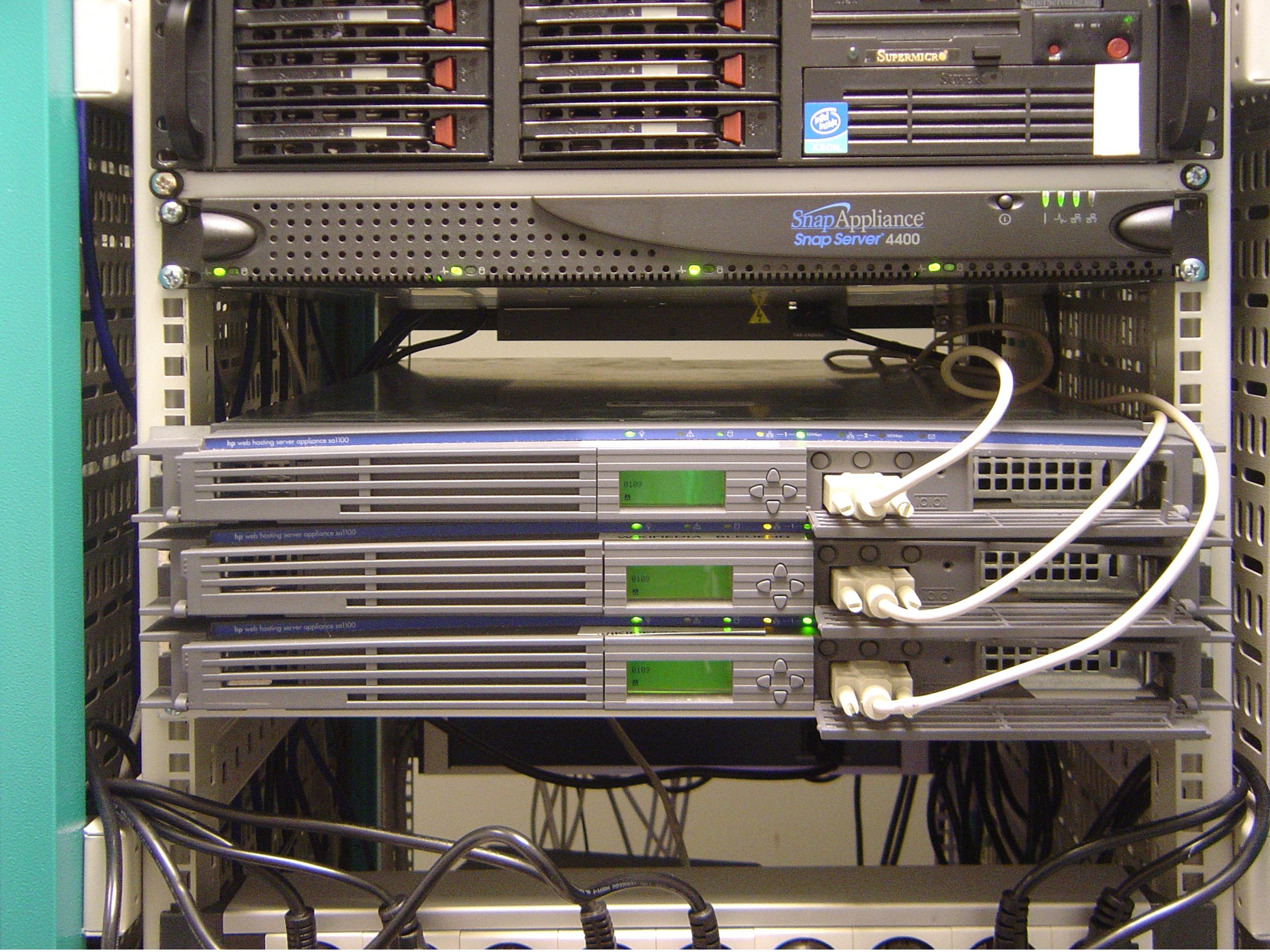 Сервер с сайтом своими руками
