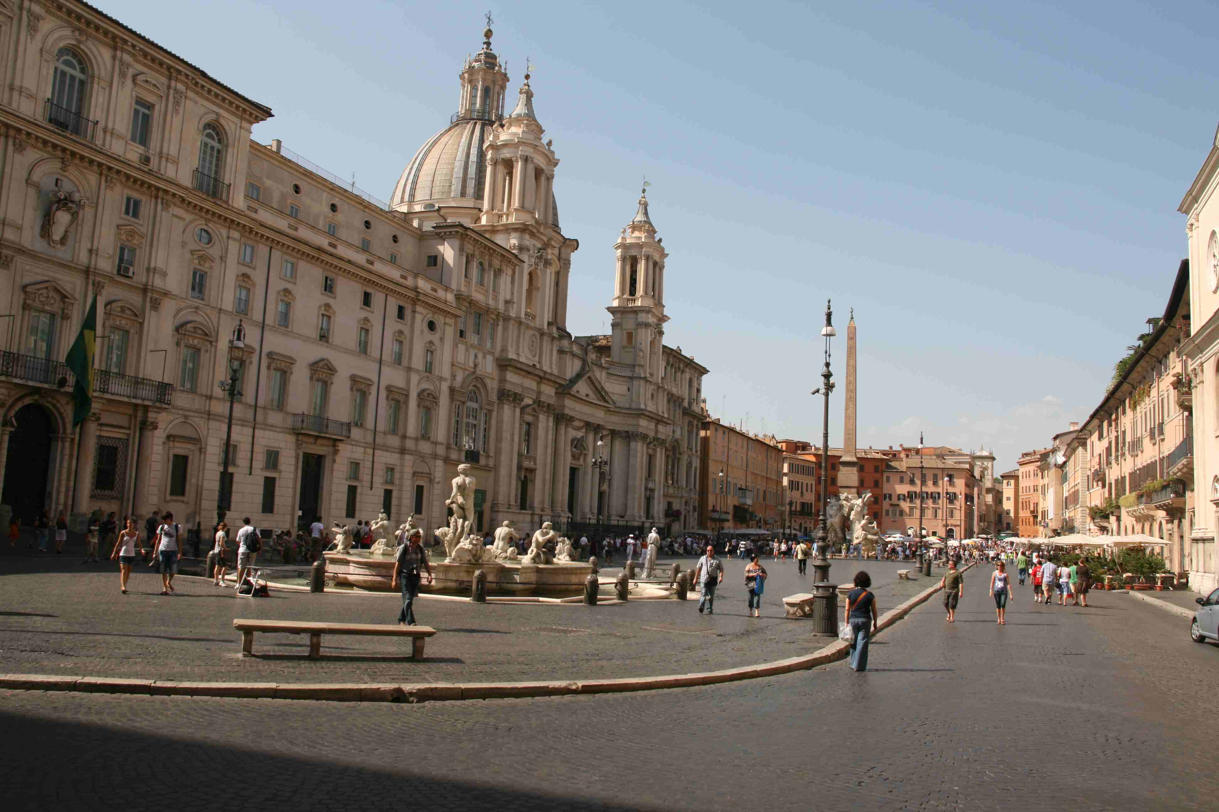 File:Piazza Navona1.JPG – Travel guide at Wikivoyage