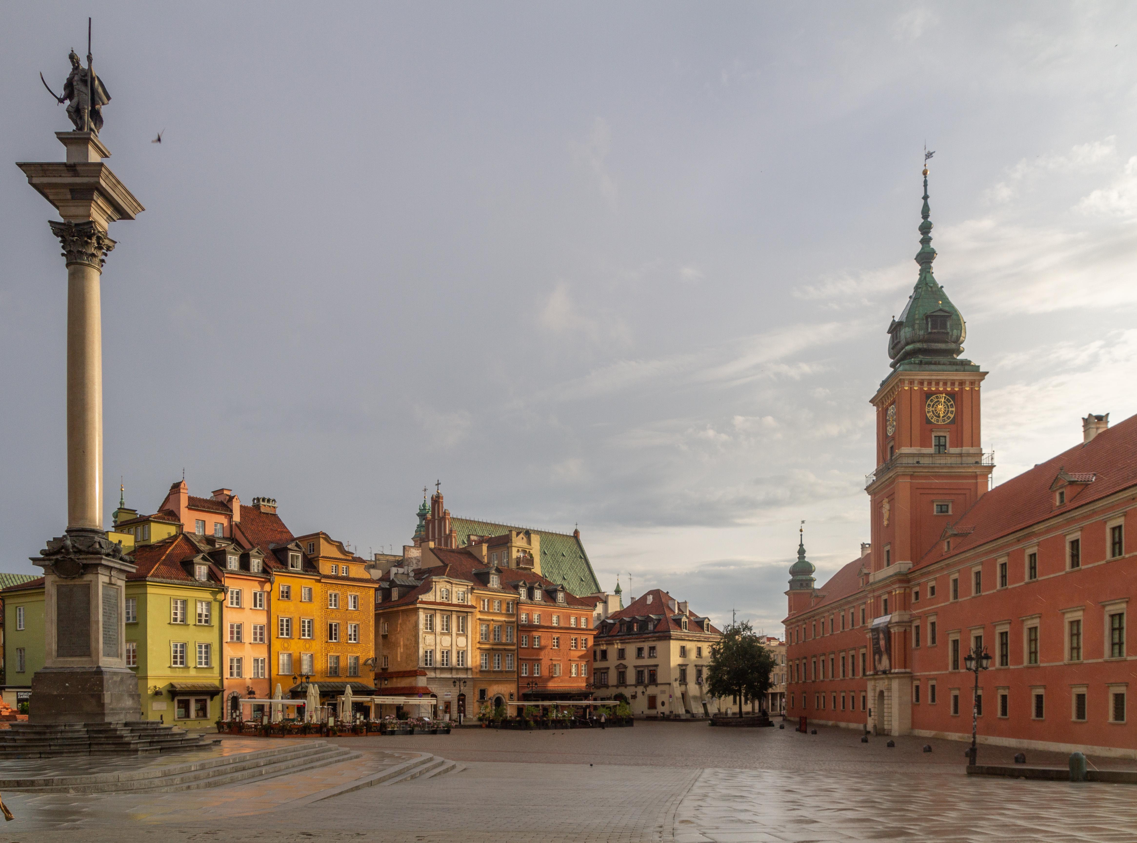 fc4c605b9aac Warsaw Old Town - Wikipedia