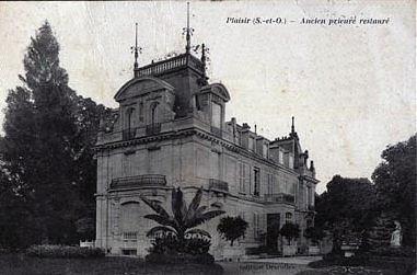 Plaisir ( Yvelines - France): ancien prieuré