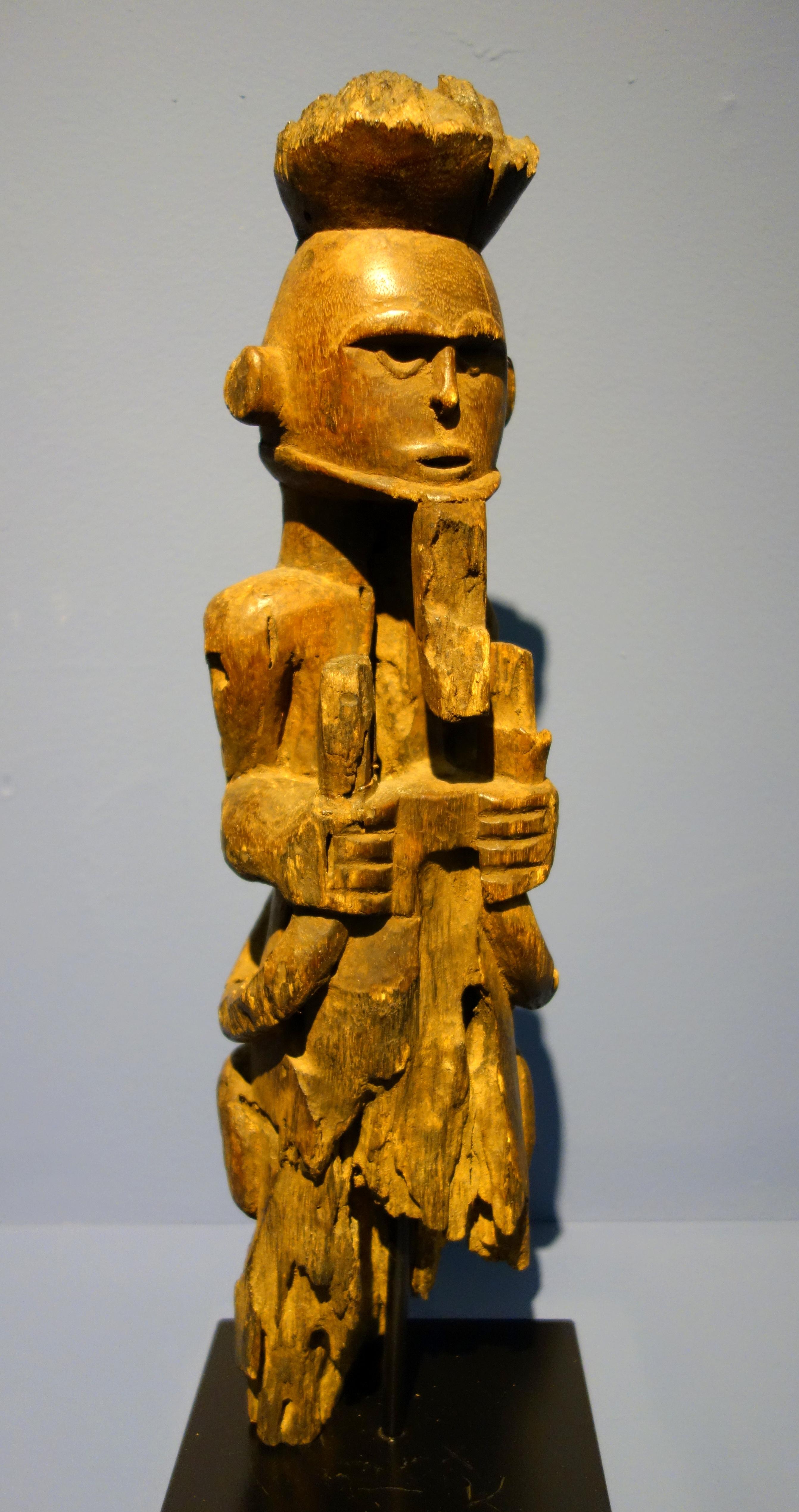 File:Portrait of an Elder (ekpu), Oron-Ibibio people ...